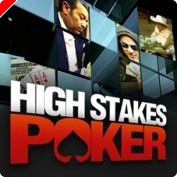 High Stakes Poker, $1 Rebuy Para o Irish Open e mais…