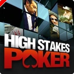 High Stakes Poker, $1 Rebuy Para o Irish Open e mais…