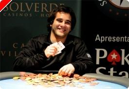 Pedro Poças Venceu Etapa #2 da PokerStars Solverde Poker Season