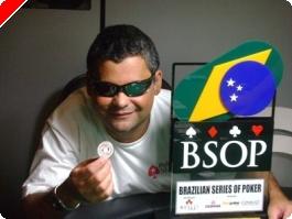 Marco Duran Campeão BSOP – Óptima Jornada