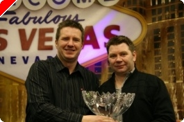 Francis McCormack wins Deepstack Main Event, Steve Redfern wins APAT UK Championship + more