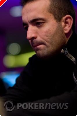 Páez en mesa final de un evento del LA Poker Classics y más cosas