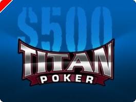 PokerNews introducerer $500 Cash Freeroll Series hos Titan Poker