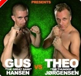 Gus Hansenがボクシングバトル
