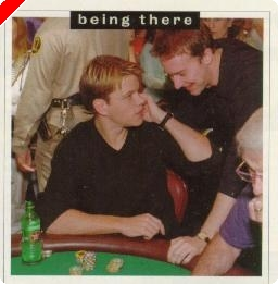Matt Damon et Edward Norton aux World Series of Poker (WSOP) 1998