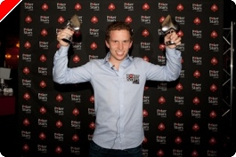 Peter Eastgate den stora vinnaren vid Scandinavian Poker Awards