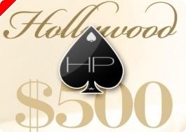 Freeroll de 500$ en Hollywood Poker