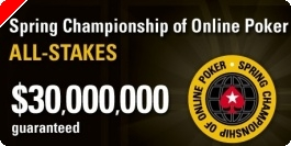 Започна PokerStars Spring Championship of Online Poker