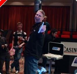 "EPT Köpenhamn - Peter ""Nalle"" Hedlund föll på mållinjen"