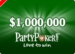 PartyPoker Monthly Million, $25,000 Cash Race na PaddyPower e mais…