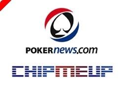 My.PokerNews och ChipMeUp - Framtiden inom poker