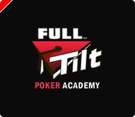 Já Está Disponível a Full Tilt Poker Academy!
