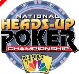 Anunciados Grupos do NBC National Heads-Up Championship