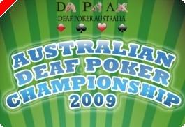 Deaf Poker Australia Launched, Championship Set for Summer