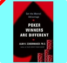 Poker Book Review: Alan Schoonmaker's 'Poker Winners Are Different'