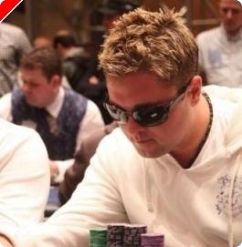 PokerStars EPT Dortmund, Dia 1a: Thorson na Frente