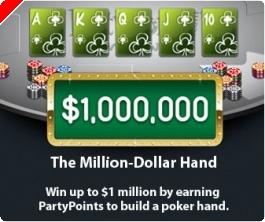 PartyPoker Million Dollar Hand, PokerStars VIP Club e mais…