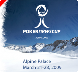 Купете Дял от Tony G в 2009 PokerNews Cup Alpine – Само Чрез ChipMeUp
