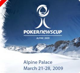 Купете Дял от Tony G в 2009 PokerNews Cup Alpine – Само Чрез ChipMeUp