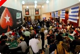 Pokerstars LAPT Punta del Este 2009 - Día 1: Rowe liderando