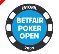 Satélites ao Vivo para o Betfair Poker Open