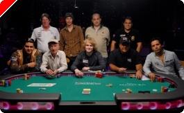 Pokerstars.net LAPT Punta del Este 2009, Día 2: Hevroy en cabeza en la mesa final