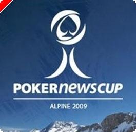 PokerNews Cup Alpine 2009 začíná.