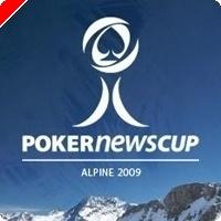 2009 PokerNews 컵 알펜, 새로운 프로 플레이어가 참가 표명