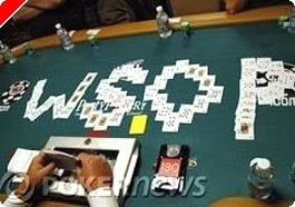 WSOP의 사전 등록 개시