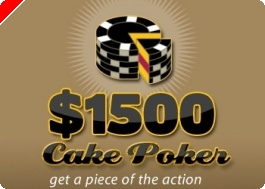 $1,500 PokerNews Cash Freerolls na Cake Poker