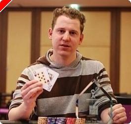 PokerNews Cup Event #3, €100 NLHE w/ Bounties: vítězem se stává Jeroen Kersjes