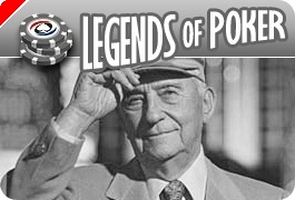 Johnny Moss - Poker Legend Johnny Moss