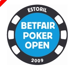 Arranca Hoje o Betfair Poker Open Estoril!