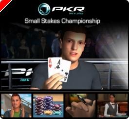 Desafio Small Stakes Championship - PKR 30 Março a 19 Abril
