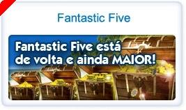 O Fantastic Five Está de Volta e Ainda Maior!