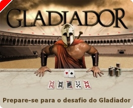 Aceite o desafio do Gladiador na Party Poker