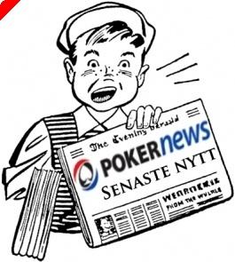 PokerNews senaste nytt – Ett SM för Norinder, Oddsen emot svenskarna i Finnkampen...