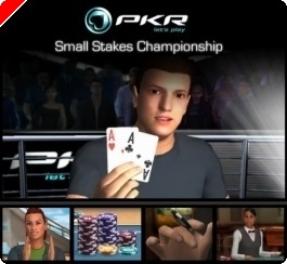 "PKR – Campeonato de póquer ""Small Stakes"" para bancas pequeñas"