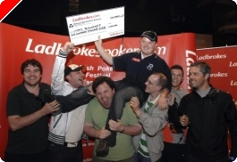 Ladbrokes announce €250,000 Guaranteed Irish Poker Festival + more