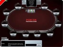 Poker Heaven Festeja 4º Aniversário com Upgrade de Software e Promoções
