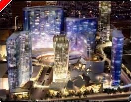 Casinos - Las Vegas: falta de financiación para el complejo CityCenter