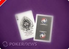 Релефните Angel Playing Карти Дебютираха на 2009 PokerNews Cup Alpine