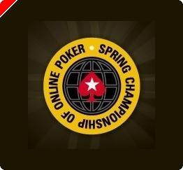PokerStars Spring Championship of Online Poker Begins