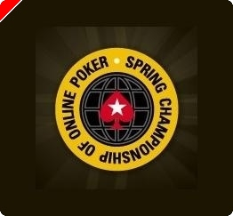 H σειρά PokerStars Spring Championship of Online Poker ξεκινάει!