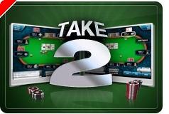 Jogue o Take 2 e Ganhe Pontos a Dobrar na Full Tilt Poker
