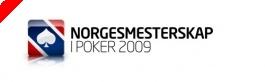 Klart for dag 2 av Norgesmesterskapet i Poker 2009
