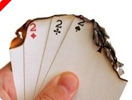 Jugadores de poker - ¿La crisis financiera global?