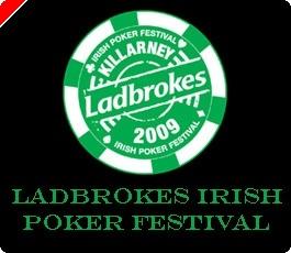 Anunciado Ladbrokes Irish Poker Festival 2009