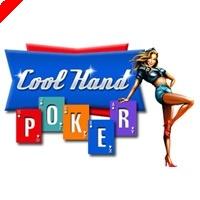 Представяме Ви Cool Hand Poker - 100% Бонус До $350