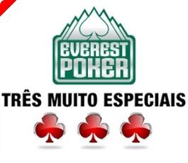 Três Muito Especiais na Everest Poker!